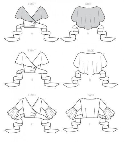 Vogue - 9315-M Gratis Reino Unido P/&p fp Vogue Sewing Pattern 9315