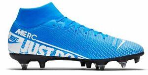 Nike-Football-Crampons-Nike-mercurial-superfly-7-Academy-SG-Pro-Bleu-Blanc