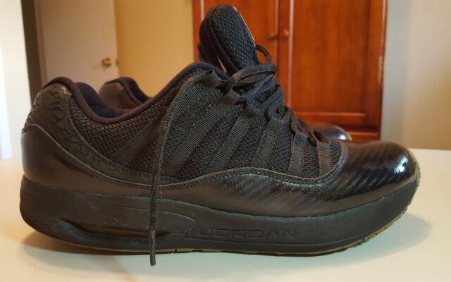 365e69772df Nike Jordan CMFT Viz Air 11 444905-005 Black Mens Basketball Shoes ...