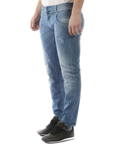 Uomo Pj454l3923731 Denim Jeans 1111 Daniele Alessandrini Cotone SxRnz6q