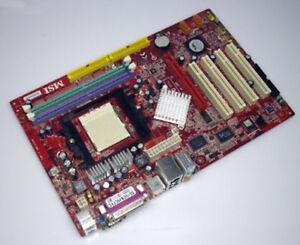 MSI K8T Neo2-F V2.0 MS-7094 MS7094 MS 7094 Motherboard AMD ...