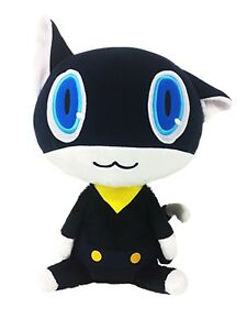 Persona-5-Morgana-Plush-Doll-Persona-20th-Festival-official-Atlus-Japan-NEW