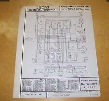 riley pathfinder saloon cars 1954 wiring diagram home \u0026 rhd export Basic House Wiring Diagrams item 2 morris oxford saloon cars series ii 1954 55 wiring diagram home \u0026 rhd export morris oxford saloon cars series ii 1954 55 wiring diagram home \u0026 rhd