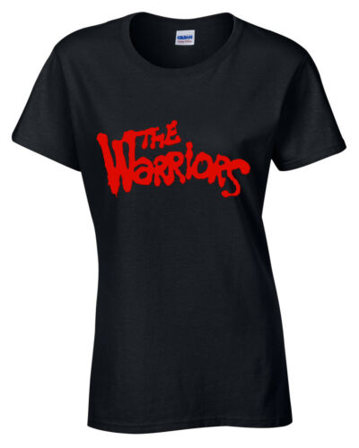 THE WARRIORS Womens T-Shirt COOL RETRO FILM MOVIE 80/'S HIPSTER CULT TV VINTAGE