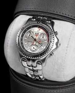 Details About Tag Heuer F1 Mercedes Mclaren Limited Edition Silver Arrow Collectors Car Watch