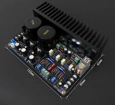 NEW LM3886 amplifier board  Full DC servo Redux Immersion Gold Process