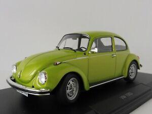 VW-Escarabajo-1303-Verde-1973-1-18-Norev-188523-Beetle-Volkswagen