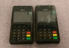 New Listinglot Of 2 Ingenico Ismp4 Imp627 11p3554c Portable Pos Terminal Only Open Box