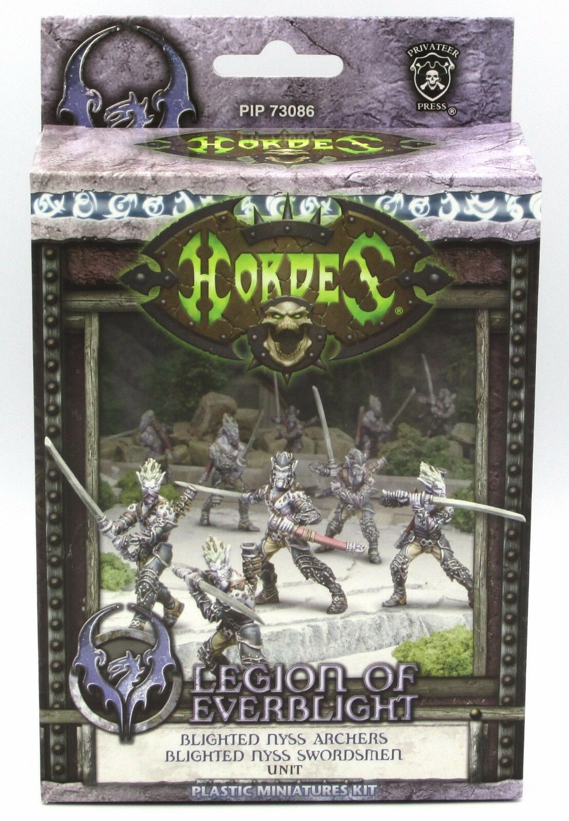 Hordes PIP73086 Blighted Nyss Archers Swordsmen Unit Legion of Everblight Chaos