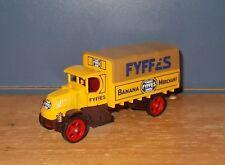 Matchbox Yesteryear Y30 Mack AC Truck Fyffes Banana Merchant Preproduction