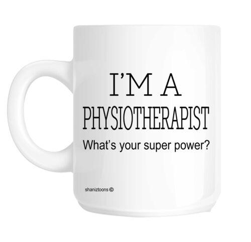 Physiotherapist Funny Gift Mug shan411