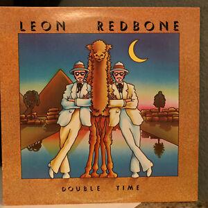 LEON-REDBONE-Double-Time-12-034-Vinyl-Record-LP-VG