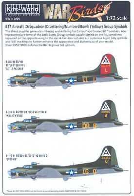 EDUARD 1//32 AIRCRAFT 32899 PAINTED B17E//F BOMB RACK FOR HKM