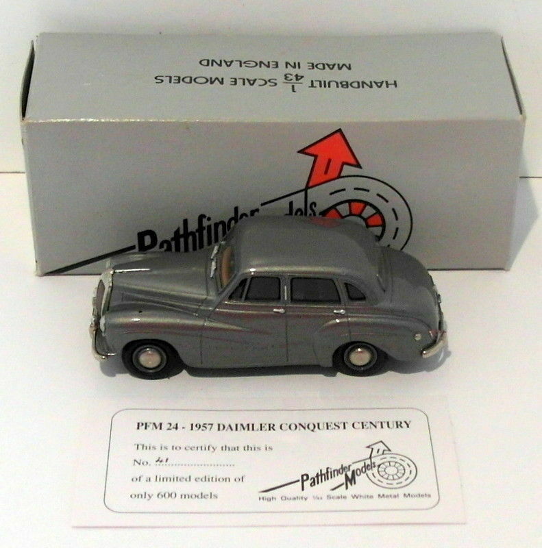 Pathfinder Models 1 43 Scale PFM24 - 1957 Daimler Conquest Century 1 Of 600
