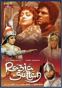 Razia-Sultan-Brandneu-Bollywood-Original-DVD-Dharmendra-HEMA-Malini