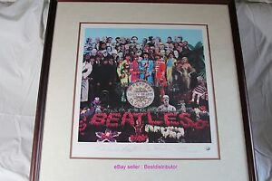 Vintage Rock n/' Roll SGT Pepper/'s Lonely Hearts club band 1978 Inv#G3383