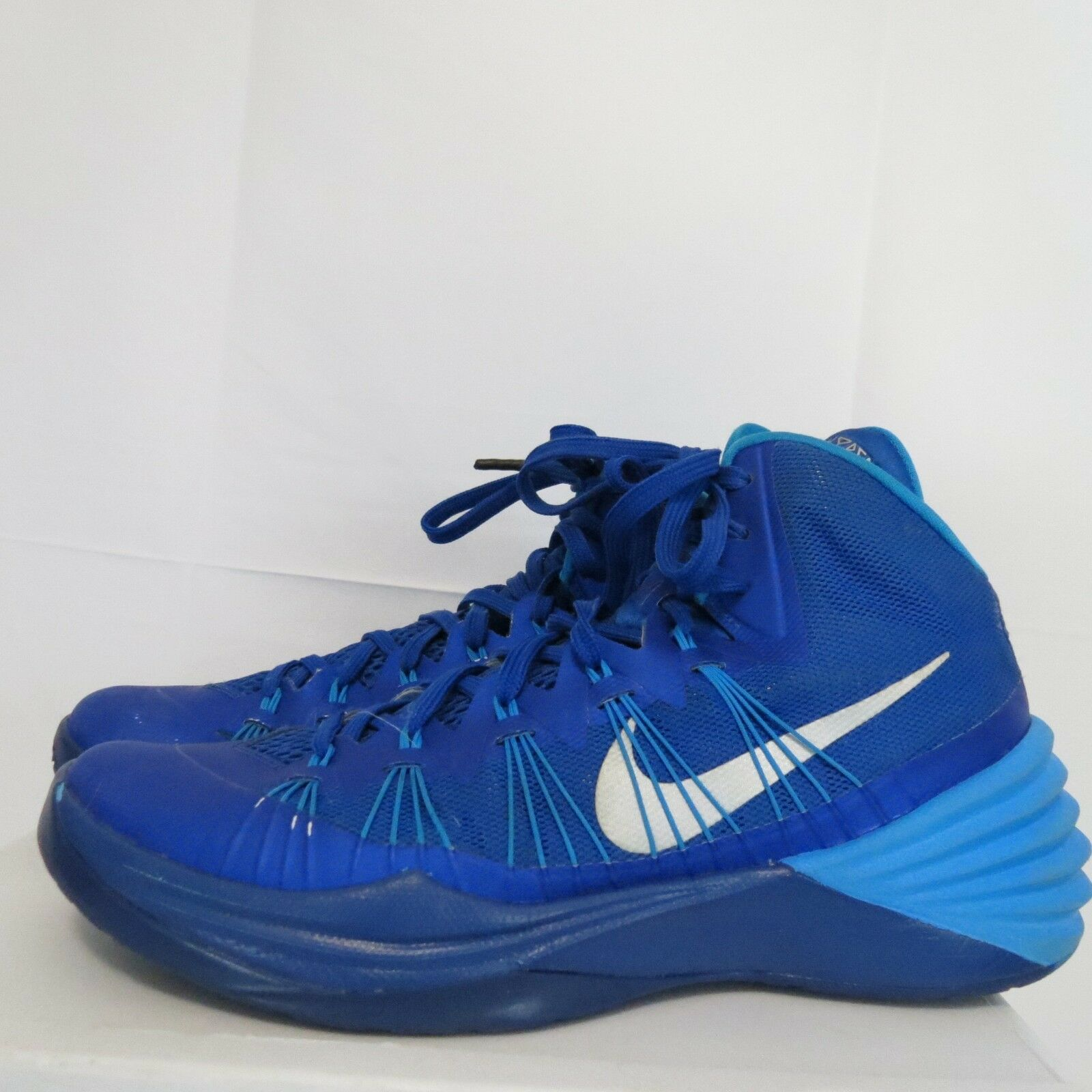Nike HyperDunk Men's 11 EU 45 Basketball shoes bluee 599527-401