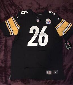 Nike-Elite-On-Field-NFL-Jersey-Pittsburgh-Steeler-BELL-468904-023-Sz-44-MSRP-295