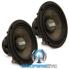 "Sundown Audio Neopro-6.5 V3 6.5"" 180w RMS 8 Ohm Carbon Fiber Midbass Driver"
