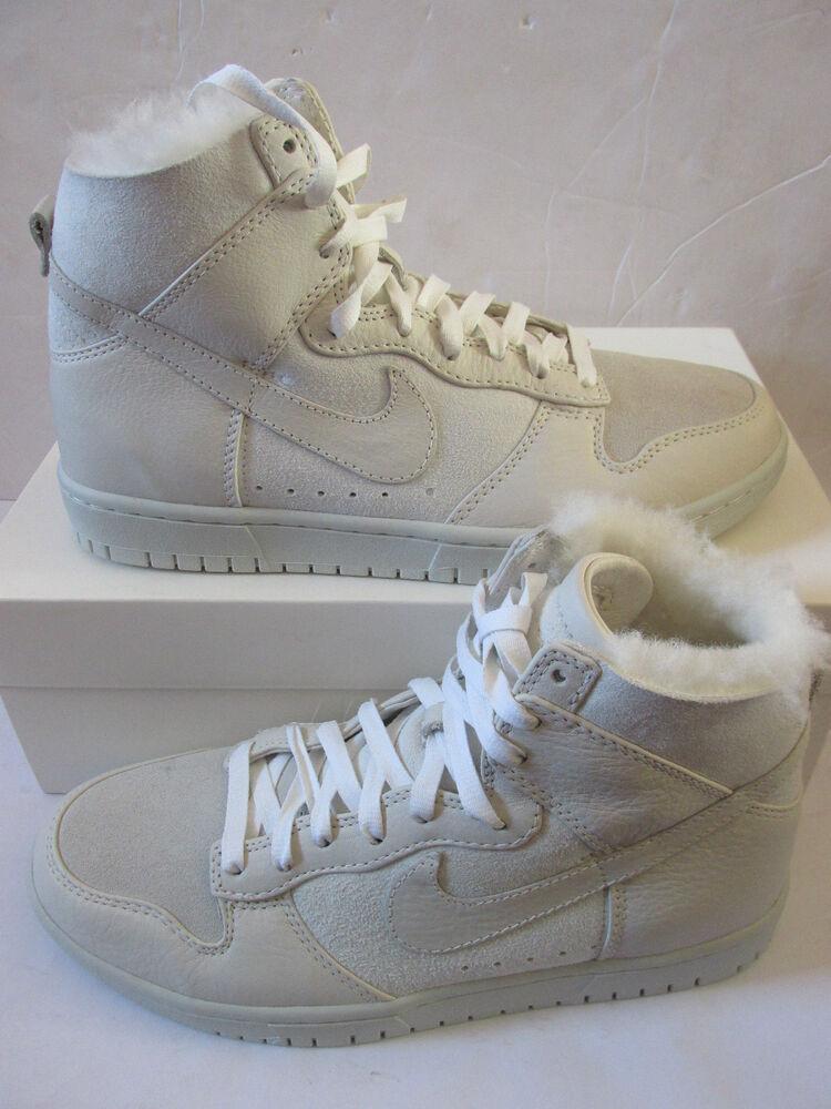 Nike Dunk Montés Luxe Sp Sherpa Baskets Montés Dunk pour Hommes 744301 100 Baskets Chaussures de sport pour hommes et femmes c1d286