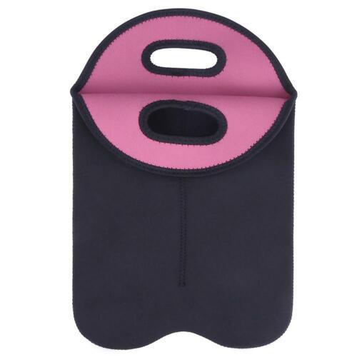 Neoprene Wine-bottle Carrier Cooler Bag Protective Cover Insulated Sleeve Holder