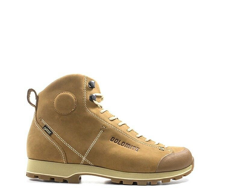 Schuhe DOLOMITE  Herren Trekking  GIALLO Pelle naturale 247958-OC