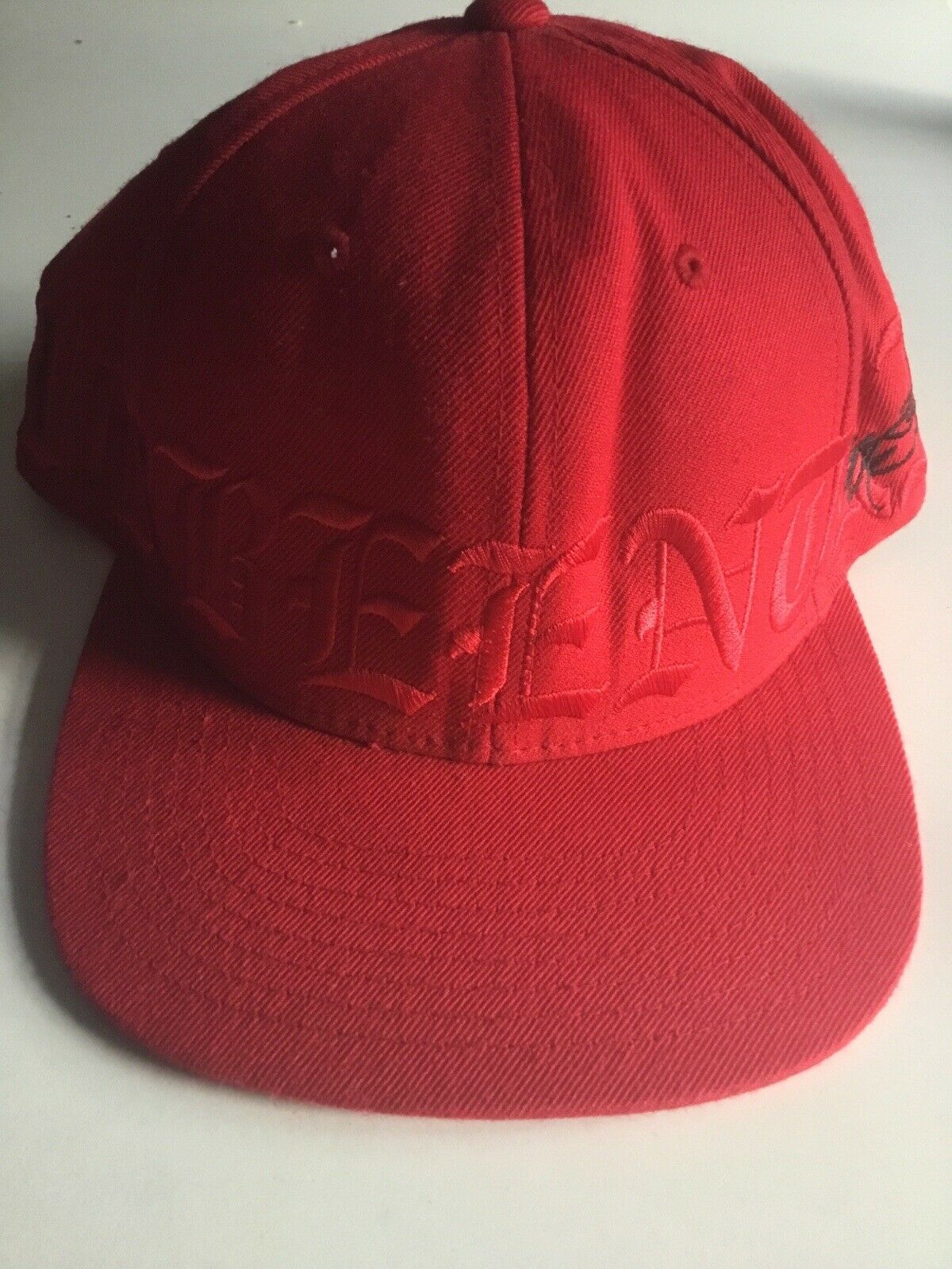 Been Trill x SSUR snapback RED - image 1