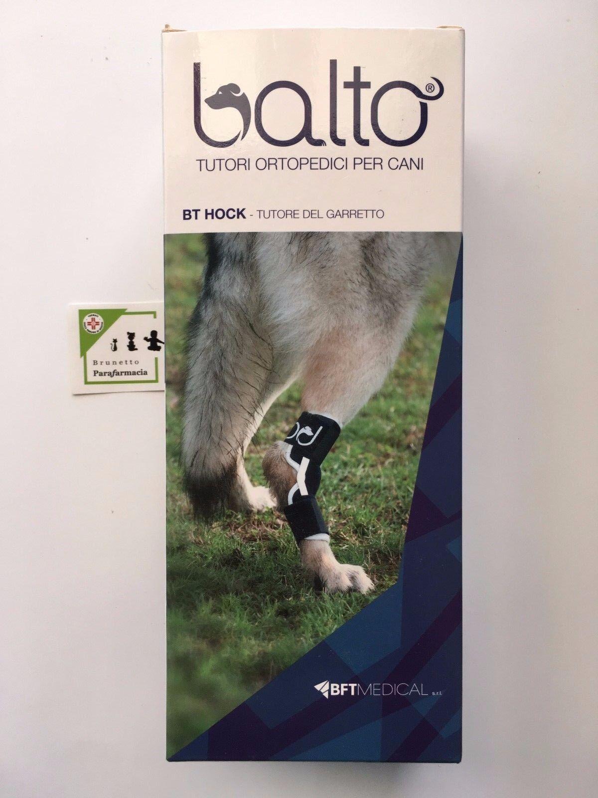 Balto BT BT BT HOCK tutore DEL GARRETTO per CANE - BTFMEDICAL ab0737