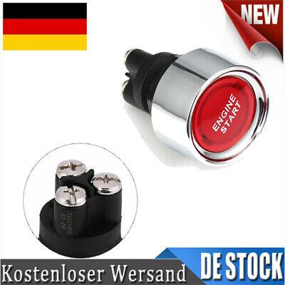 12V 50A Auto Motor Startknopf Druckschalter Drucktaster Zündung Starter HOT *