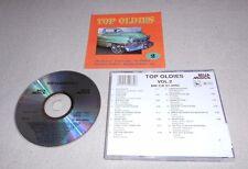CD  Top Oldies Vol.2  Little Richard, Bill Crosby u.a.  16.Tracks  23