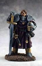 Erick Paladin Reaper Miniature Dark Heaven Legends Knight Fighter Warrior Melee