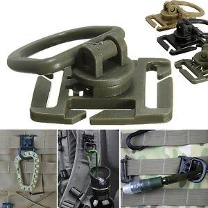 2-5pcs-Molle-correa-mochila-bolso-correas-de-conexion-hebilla-clip-EDC-Outd-ws