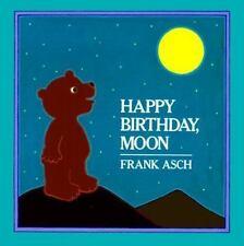 Happy Birthday, Moon (Moonbear), Frank Asch, Good Book
