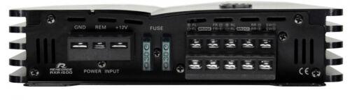 Renegade rxa1500 Numérique 5 canaux phase finale 1000 W amplificateur voiture auto