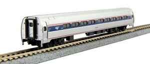 ESCALA-N-KATO-Set-Amtrak-2-Vagon-106-8003-NEU