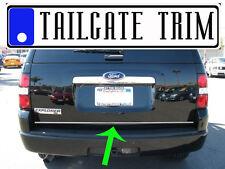 Ford EXPLORER 2006 2007 2008 2009 Tailgate Trunk Trim