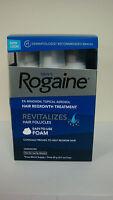 Rogaine For Men Foam Value Pack - 2.11 Oz X 3