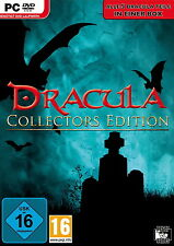 Dracula Collector's Edition PC NEUw. alle 5 Teile für PC in DVD Hülle m.Handbuch