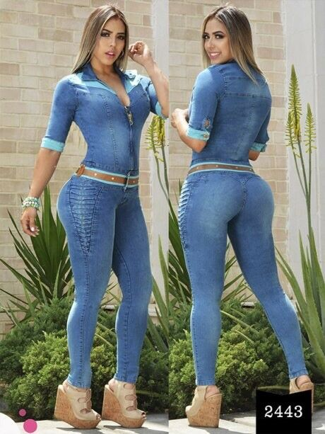 Colombian Enterizos Jumpsuits   New Collection Sizes  1 2,3 4,5 6 USA