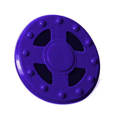 PRE-ORDER MOTU Classics Custom SHIELD in Purple w//Black Details