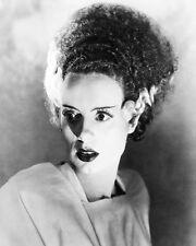 Elsa Lanchester la moglie di Frankenstein RARA posa dall'aspetto Spaventoso 8x10 PHOTO