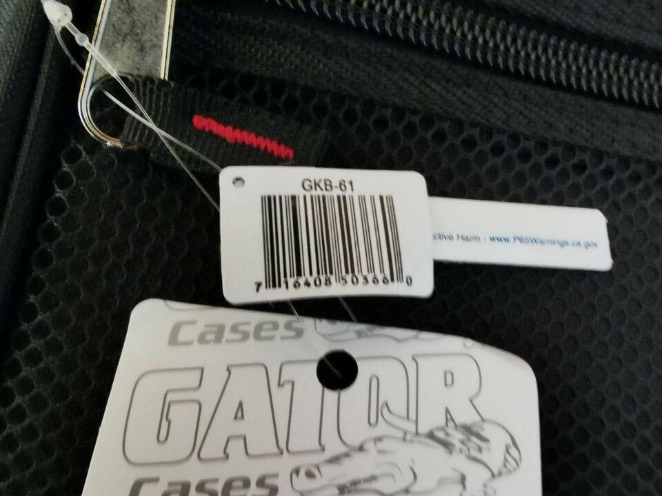 Gator keyboard taske, Gator GKB-61