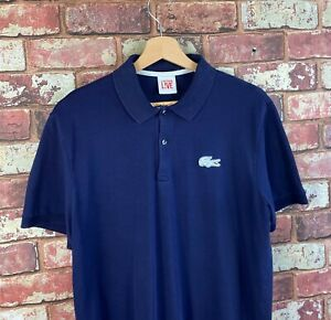 Details about Mens Lacoste Live Polo Shirt Size Medium Original : PS334
