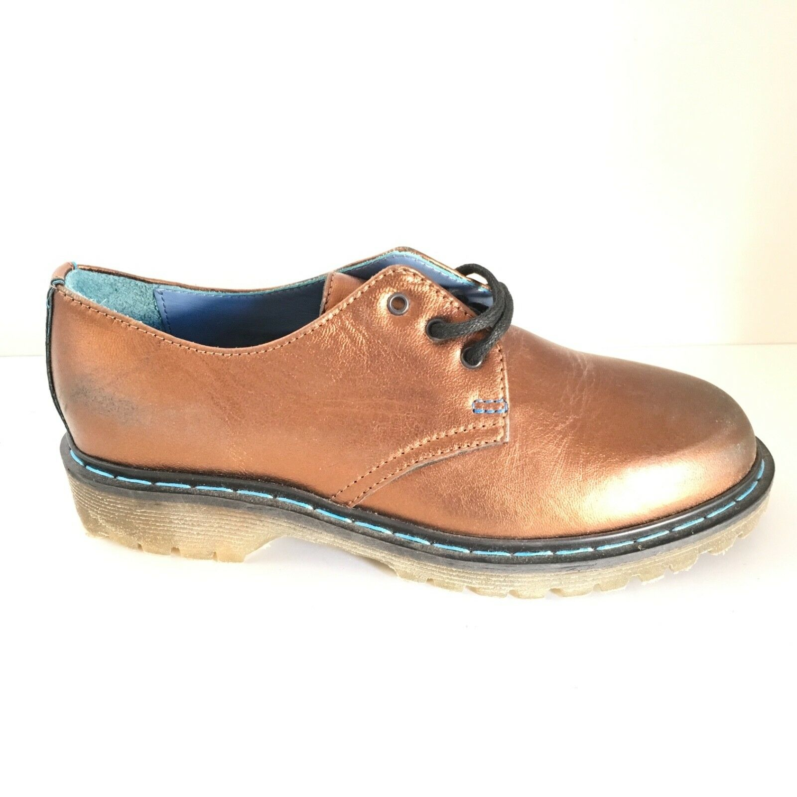 PHILIPPE MODELO chaussure n. 37 mujer mujer PHIW81 PHIW81 PHIW81 Bronce Piel c4be6c