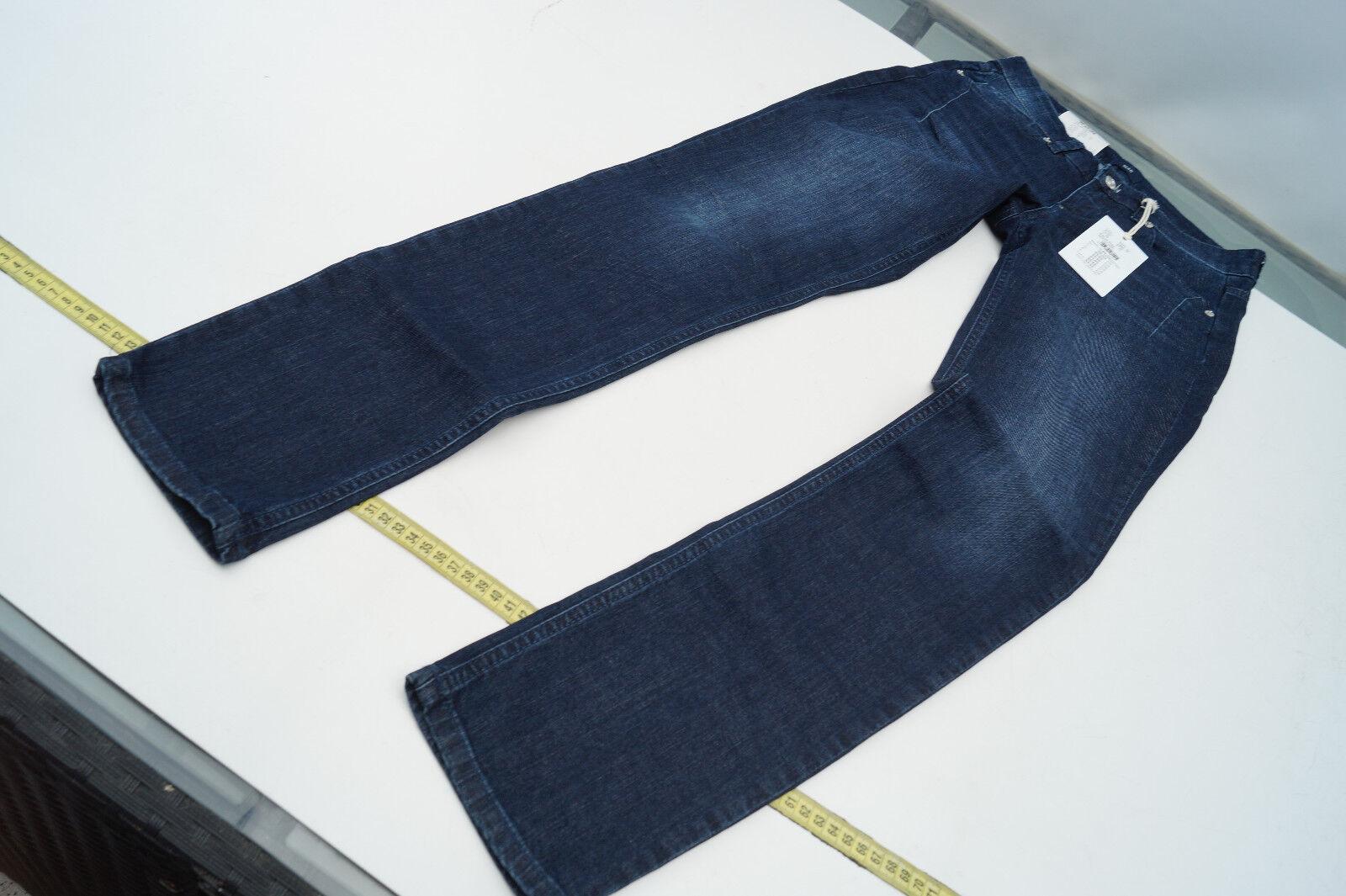 MAC Carrie Pipe Special Dart Damen Jeans Hose stretch Gr.36 32 darkBlau NEU