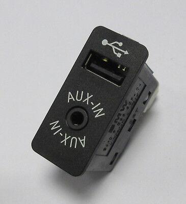 Original Usado Mini-USB y AUX-in Zócalo para R56 R55 R57 R58 F56 F55-9229246