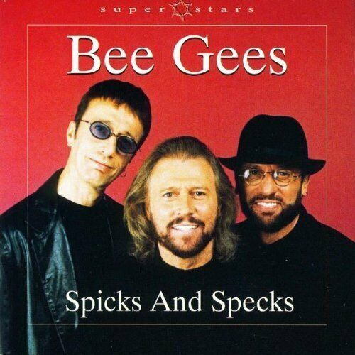 Bee Gees [CD] Spicks & specks (compilation, 16 tracks)