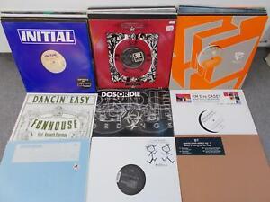 50x-Techno-Trance-House-Minimal-Maxi-12inch-Vinyl-Sammlung-Konvolut-Paket-A83