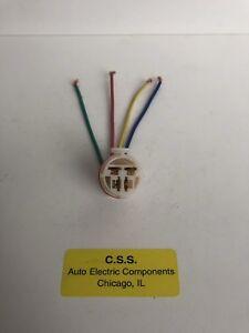 alternator plug harness connector 4 wire plug hitachi isuzu rodeo rh ebay com