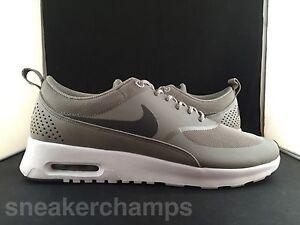 Nike Air Max Fer Thea Tempête Noir Ebay Canada Blanc
